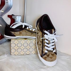 💯 AUTHENTIC COACH SNEAKERS